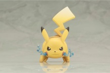 Kotobukiya ARTFX J Trainer Red With Pikachu Statue 8